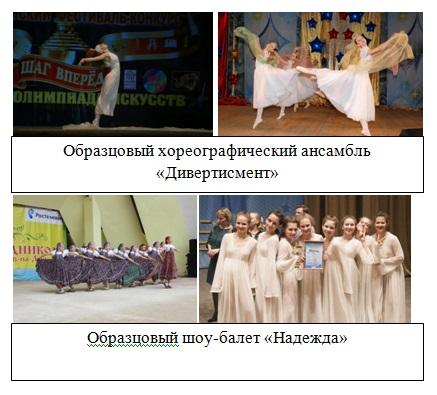 Дивертисмент и Надежда - 4 фото